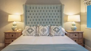 Kinsealy Woods Bedroom Blue