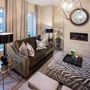 Kinsealy Woods Living Room